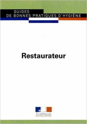 Guide HACCP – Restaurateur