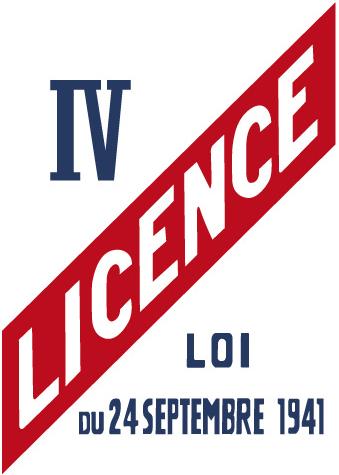 Licence III – IV et R – Seine-et-Marne